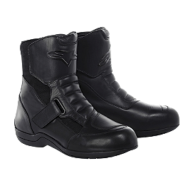 Alpinestars Ridge Boots - SIDI Traffic Air Boots