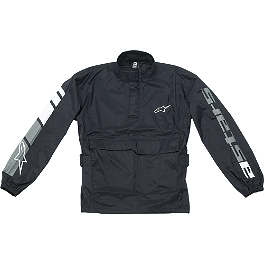 Alpinestars RJ-5 Rain Jacket - Alpinestars Quick Seal Out 2-Piece Rain Suit