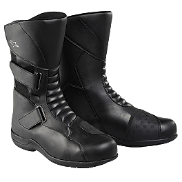 Alpinestars Roam Waterproof Boots - Alpinestars Alpha Touring Waterproof Boots