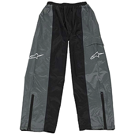 Alpinestars RP-5 Rain Pants - Alpinestars Quick Seal Out 2-Piece Rain Suit