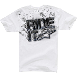 Alpinestars Ride It Smoke Classic T-Shirt - Alpinestars Overspray Classic T-Shirt