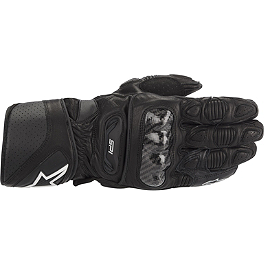 Alpinestars SP-1 Gloves - Alpinestars SP-2 Leather Gloves