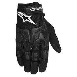 Alpinestars SMX-3 Air Gloves - Alpinestars Raven Gloves
