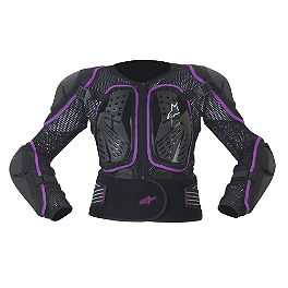 Alpinestars Women's Stella Bionic 2 Protection Jacket - Icon Women's Stryker Field Armor Vest