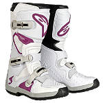 Alpinestars Women's Stella Tech-3 Boots - FEATURED-3 Dirt Bike Riding Gear