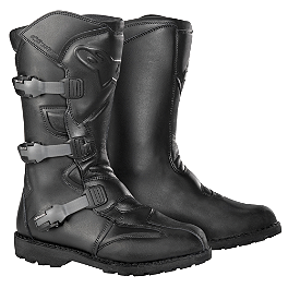 Alpinestars Scout Waterproof Boots - Icon 1000 Elsinore Boots