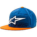 Alpinestars Seasoned Classic Flatbill Hat - Alpinestars Utility ATV Casual