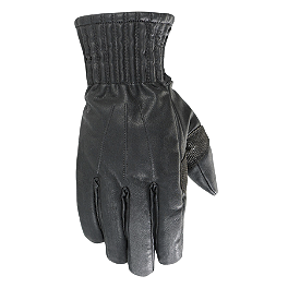 Alpinestars Women's Stella Munich Drystar Gloves - Power Trip Women's Jet Black Gloves