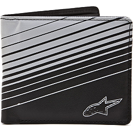 Alpinestars Spencer Custom Wallet - Alpinestars Concept Custom Wallet