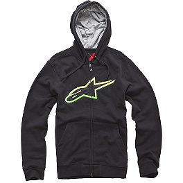 Alpinestars Spencer Fleece Zip Hoody - Alpinestars Ride It Zip Hoody