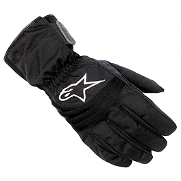 Alpinestars ST-1 Drystar Gloves - Alpinestars C-2 Windstopper Gloves