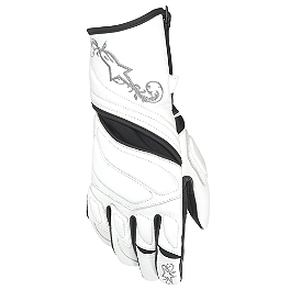 Alpinestars Women's Stella Tyla Gloves - Scorpion Women's Fiore Gloves - Short