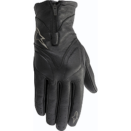 Alpinestars Women's Stella Vika Gloves - Alpinestars Women's Stella Vika Leather Jacket
