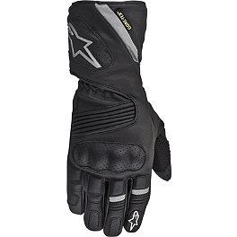 Alpinestars Women's Stella WR-3 Gore-Tex Gloves - Militant Moto F22 Supersport Windscreen - Clear