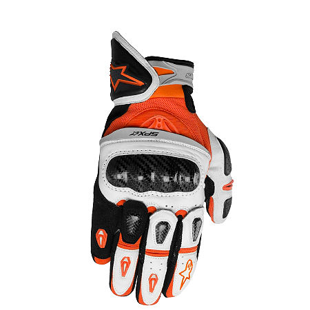Alpinestars SP-X Leather Gloves - Main