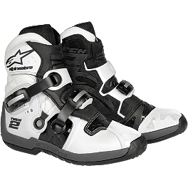 Alpinestars Tech-2 Boots - 2014 O'Neal Shorty II Boots