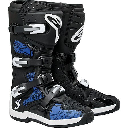 Alpinestars Tech 3 Boots - Chrome - Main