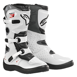 Alpinestars Youth Tech-3S Boots - 2013 SixSixOne Youth Comp Boots