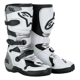 Alpinestars Youth Tech 6S Boots - 2012 Thor Youth Core Ripple Combo
