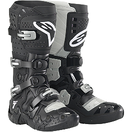 Alpinestars Tech-7 Supermoto Boots - Alpinestars Tech-2 Boots