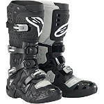 Alpinestars Tech-7 Supermoto Boots - Alpinestars Dirt Bike Riding Gear
