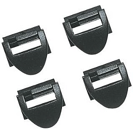 Alpinestars Tech-8 Strap Locker Set - Alpinestars Tech-8 Buckle & Strap Set - Pre 2005
