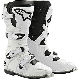 Alpinestars Tech-8 Light Boots - SIDI Crossfire SRS Boots