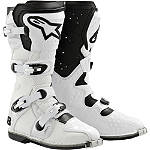 Alpinestars Tech-8 Light Boots - DIRT-BIKE-FEATURED Dirt Bike Protection