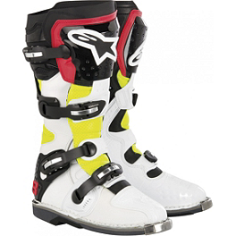 Alpinestars Tech 8 Light Vented Boots - Alpinestars Tech 3 Boots - Chrome