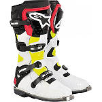 Alpinestars Tech 8 Light Vented Boots - DIRT-BIKE-FEATURED Dirt Bike Riding Gear