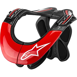 2014 Alpinestars Tech Bionic Neck Support - 2014 Alpinestars Tech-10 Boots