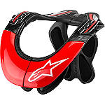 2014 Alpinestars Tech Bionic Neck Support - MENS-PROTECTION Dirt Bike Neck Braces and Support