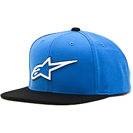 Alpinestars Touchdown Classic Snapback Hat - One Industries Riding Dirty J-Fit Snapback Hat