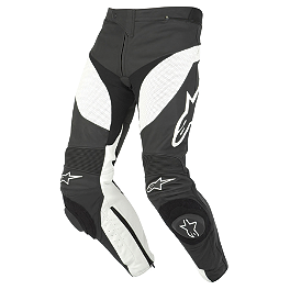 Alpinestars Track Leather Pants - Alpinestars A-10 Sport Pants