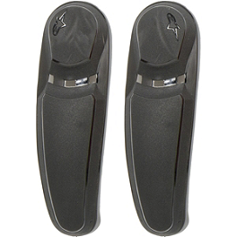 Alpinestars Replacement Toe Slider Set - SMX Plus - Alpinestars Replacement Toe Slider Set - Flexible