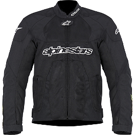 Alpinestars T-Scream Air Jacket - Alpinestars AST-1 WP Jacket