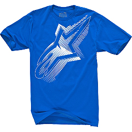 Alpinestars Twig Classic T-Shirt - Alpinestars Skewed Long Sleeve T-Shirt
