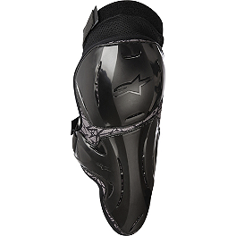 Alpinestars Youth Vapor Knee Protectors - Alpinestars Youth Vapor Elbow Protectors