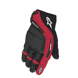 Alpinestars Ventilator Air Gloves - Alpinestars Scheme Kevlar Textile Gloves