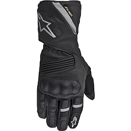 Alpinestars WR-3 Gore-Tex Gloves - Alpinestars Jet Road Gore-Tex Gloves