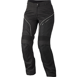 Alpinestars Women's Stella AST-1 Waterproof Pants - Alpinestars Tech Aero Tank Bag