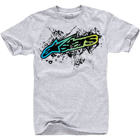 Alpinestars Waterlogged Classic T-Shirt - Main