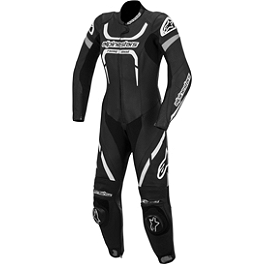 Alpinestars Women's Stella Motegi Leather One-Piece Suit - Alpinestars Women's Stella Anouke Leather One-Piece Suit