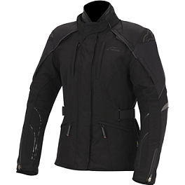 Alpinestars Women's Stella New Land Gore-Tex Jacket - Alpinestars Women's Stella Quasar Textile Jacket