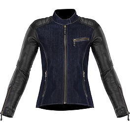 Alpinestars Women's Renee Jacket - Alpinestars Women's Stella Vika Leather Jacket