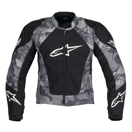 Alpinestars Women's Stella Sniper Air Flo Camo Jacket - Main