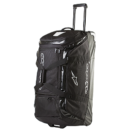 Alpinestars XL Transition Gearbag - 2013 Klim Kodiak Bag - Black