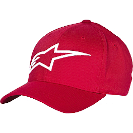 Alpinestars Youth Astar Flexfit Hat - Alpinestars Youth Corpshift Flexfit Hat
