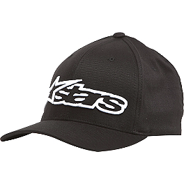 Alpinestars Youth Blaze Flexfit Hat - Marchesini 10 Spoke Cush Drive Rubber