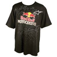 Alpinestars Red Bull Grit T-Shirt